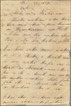 Laanui - Ruggles May 29, 1827-1