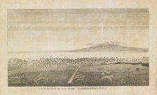 Lahaina as seen from Lahainaluna (EngravedAtLahainaluna)