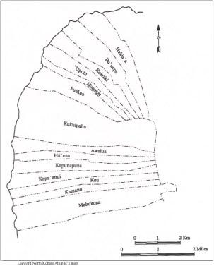 Leeward North Kohala Ahupuaa