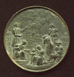London Missionary Society-Jubilee Coin