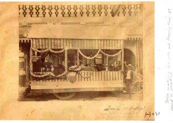 Love's Wagon-(Love's)