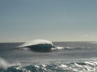 Makaha Point Surf Photo by Barry Power