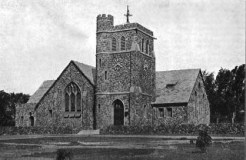 Makawao_Union_Church_also known as the Henry Perrine Baldwin Memorial Church was built in 1917-(WC)