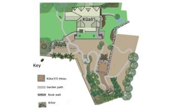 Manoa Heritage Center map