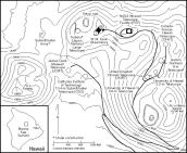 Map of the Summit. ( IFA )