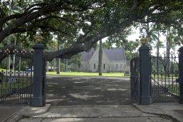 Mauna Ala Entrance