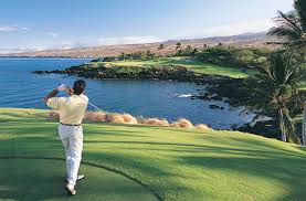Mauna Kea Beach Hotel-3rd Hole Golf Course