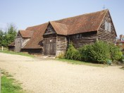 Mayflower Barn, Jordans