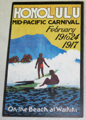Mid-Pacific Carnival-1917