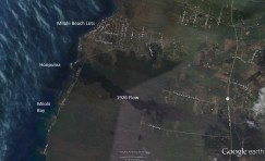 Milolii_Beach Lots-Hoopuloa-Milolii-GoogleEarth