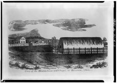 Mission_House and First_Christian_Church-Honolulu-1822