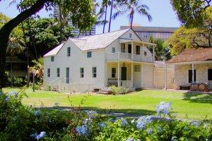Hawaiian Mission Houses – Frame House (Hale Lā'au)