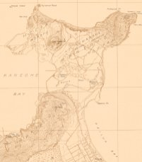 Mokapu_USGS_Quadrangle-Mokapu-Kailua-1928-(portion)