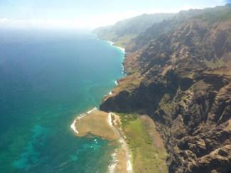 Na-Pali-Coast-Nualolo to Haena