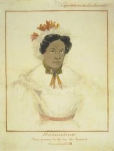 'Nahienaena_Soeur_germaine_du_Roi_des_iles_Sandwich_Tamehameha_III',_Barthélémy_Lauvergne-(WC)-1836
