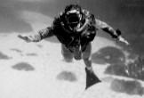 Naked Warrior-under water
