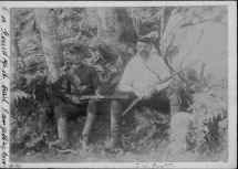 National Guardsmen guarding trail in Kalalau Valley, Kauai-HSA-HHS