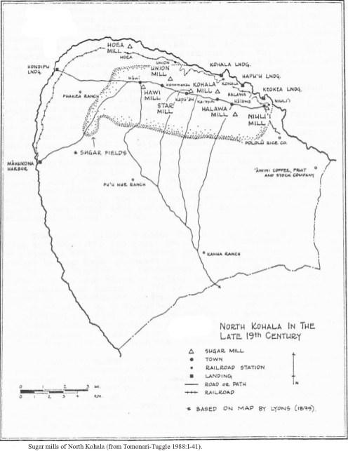 North Kohala Sugar-late-19th Century-Rechtman