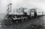 OR&L Steam Locomotive-Leahi