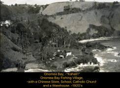 Onomea Bay-1920s