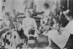 Orphans at Puuhonua about 1910-Robb&Vicars