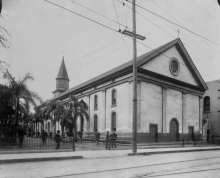 Our Lady of Peace Cathedral, Honolulu, 1890