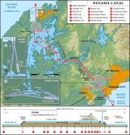 Panama_Canal_Map