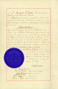 Pardon_of_Liliuokalani-(WC)-October_23,_1896