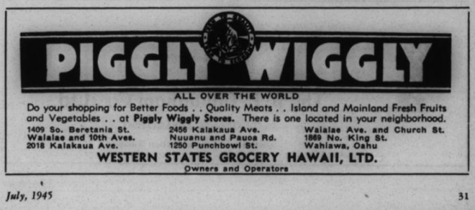 Piggly-Wiggly-Ad-The_Friend-July_1945