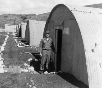 Pohakuloa Training Area Private James Feld A Battery, 1st Battalion, 8th Artillery-1963 ((c)-25th Infantry Division)