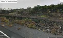 Portion of Old Waimea-Kona Road