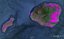 Pre-contact Footprint-Kauai-Niihau-GoogleEarth-OHA-TNC