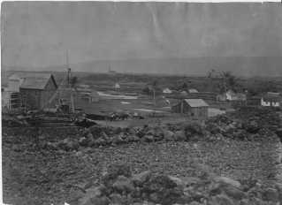 Punaluu village, Hawaii-(HSA)-PPWD-5-6-003-1880