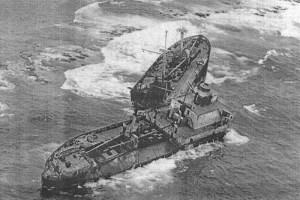 Liberty Ship SS Quartette