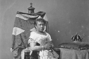 Queen Kapiʻolani