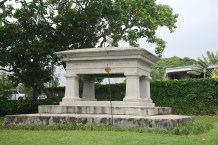 Robert_C._Wyllie_tomb_-_Royal_Mausoleum,_Honolulu,_HI