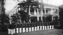 Royal_Guards-Washington_Place,_circa_1890