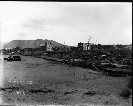 Ruins_of_Chinatown,_Honolulu_(02),_photograph_by_Brother_Bertram