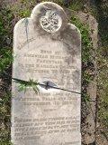 Samuel Alexander headstone