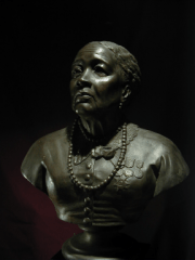 Sculpture of Mary Seacole
