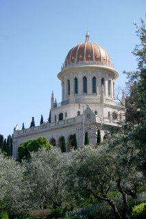 Shrine of the Bab in Haifa, Israel