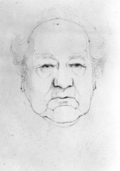 by Sir Francis Leggatt Chantrey, pencil, 1827