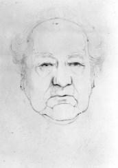 by Sir Francis Leggatt Chantrey, pencil, 1827