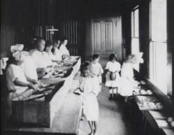 Socialization and food preparation-Castle Memorial Kindergarten-Castle-1910