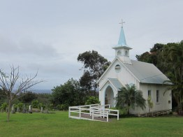 St Pauls Episcopal Church-Makalapa