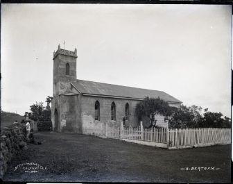 St. Philomena Church-Bertram