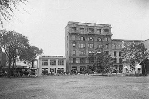 Hawaiʻi's First Skyscraper – The Stangenwald Building