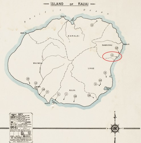 Sugar_Plantation-Fire_maps-Index-Kauai-Oahu-Hawaiian Canneries Company, Ltd-noted