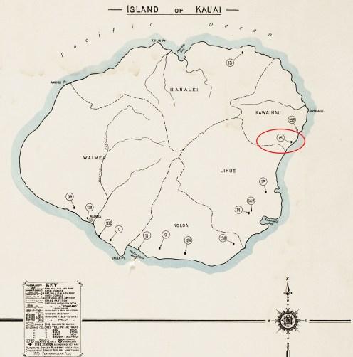 Sugar_Plantation-Fire_maps-Index-Kauai-Oahu-Hawaiian Canneries Company, Ltd-noted