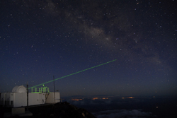 TLRS-4 Laser Ranging System
